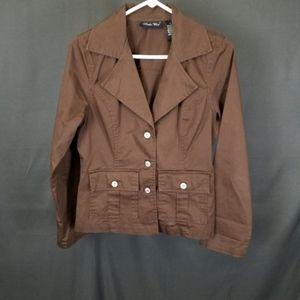 Small Brown jacket